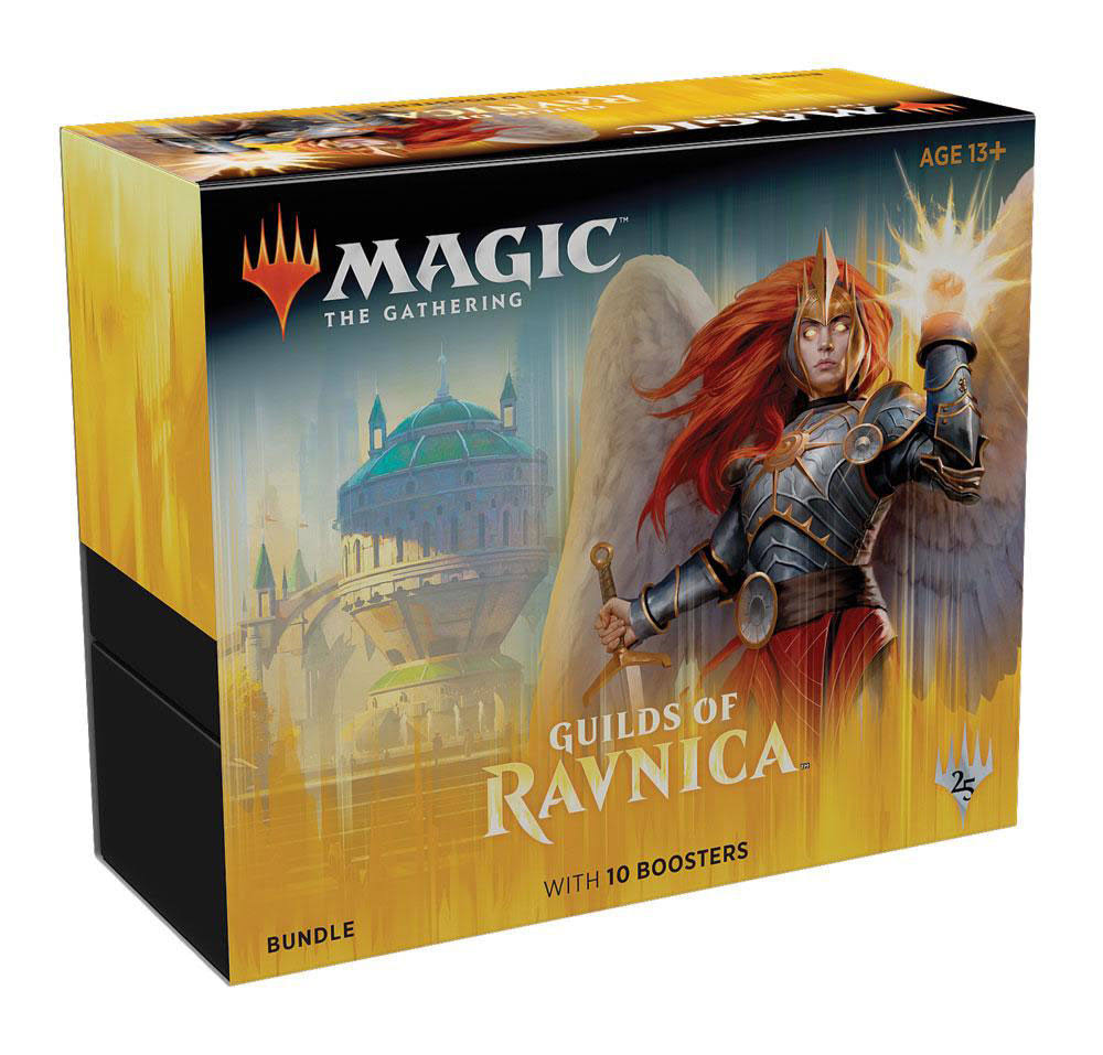 Wizards of the Coast Magic Guilds of Ravnica Bundle