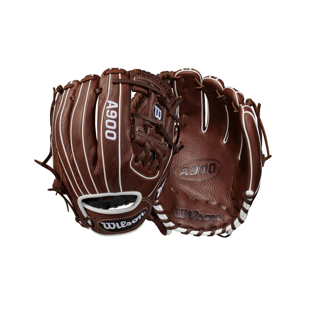 Wilson A900 Baseball Glove - Right Hand, 11.5""
