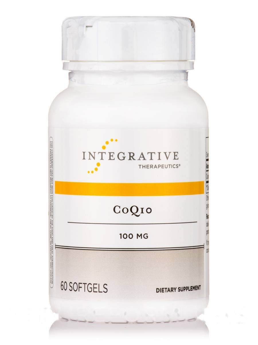 Integrative Therapeutics Coq10 Supplement - 100mg, 60 Softgels