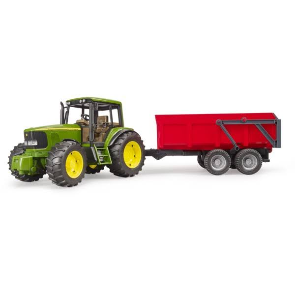 John Deere 6920 Tractor with Tipping Trailer (Bruder 02057)
