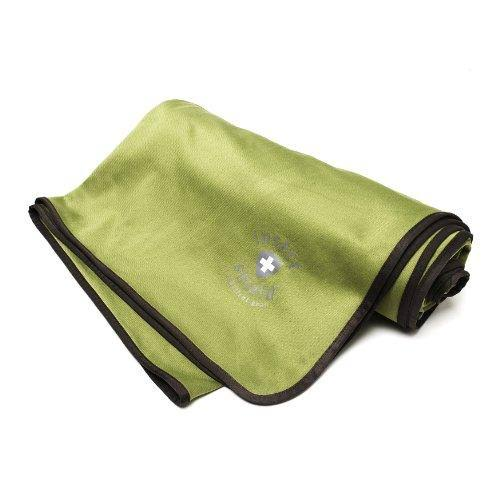 "Insect Shield Outdoor Blanket - Green 56""x74"""