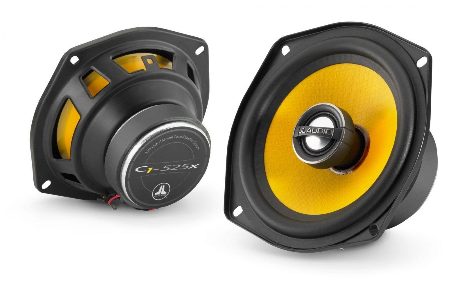 "Jl Audio Rms C1 Series 2 way Coaxial Speakers System - 5.25"", 75W"