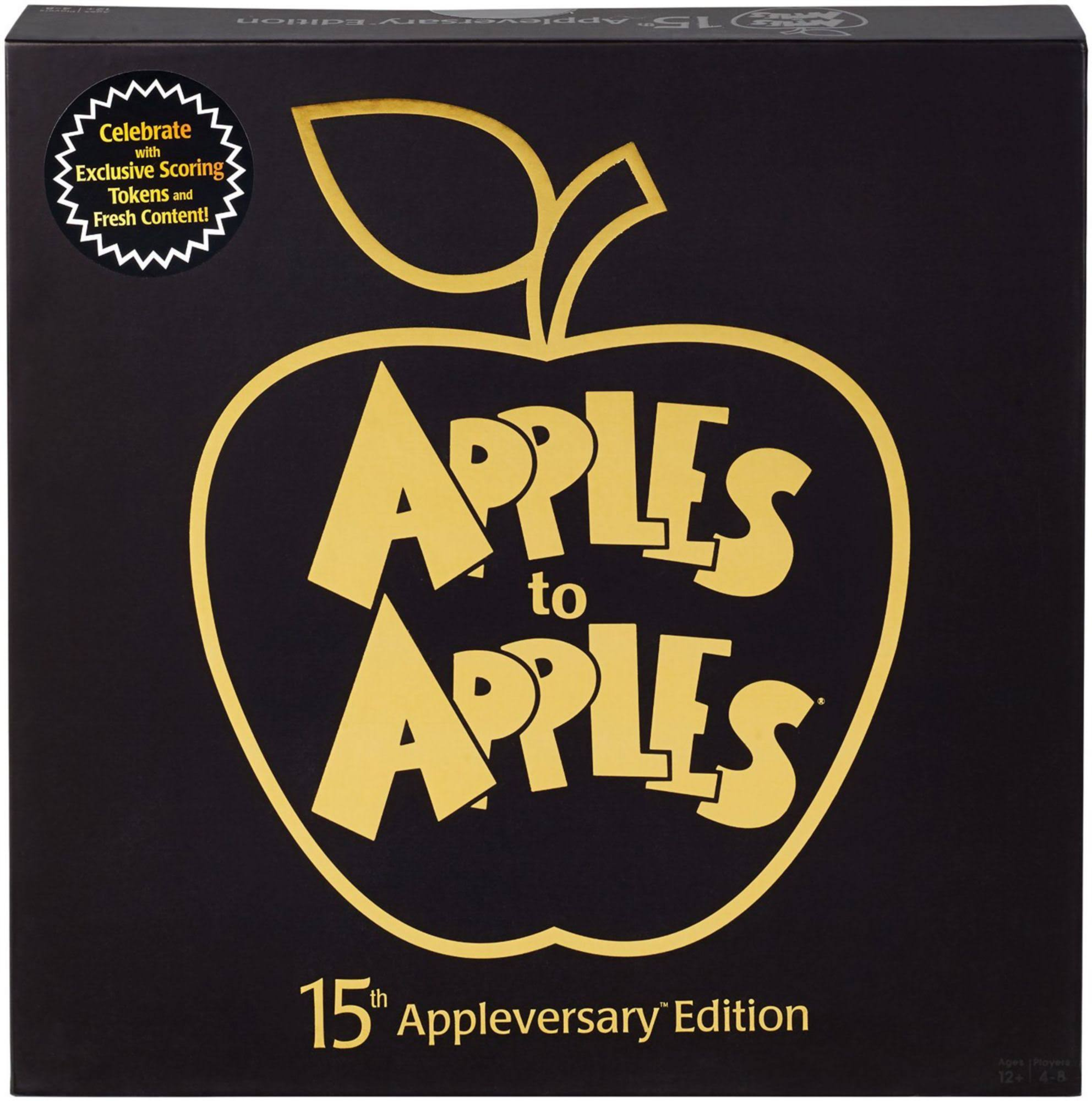 Apples to Apples 15th Anniversary Edition