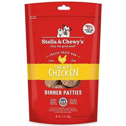 Stella & Chewy's Chicken Dinner Dog Treats - 156g