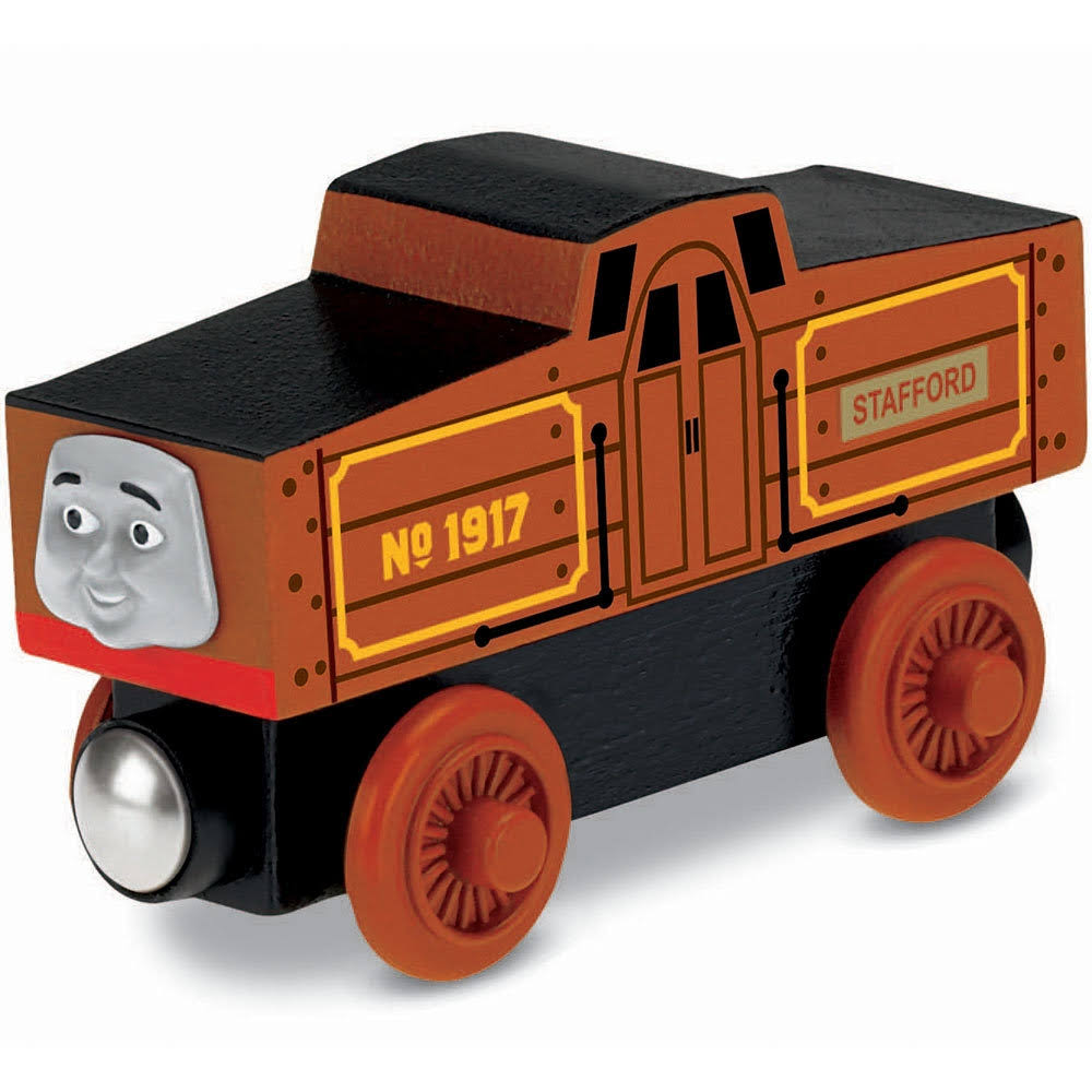 Fisher Price Thomas & Friends Wooden Railway Stafford Engine