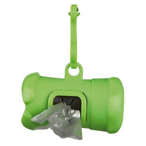 Trixie Dog Poo Bag Dispenser with Bags