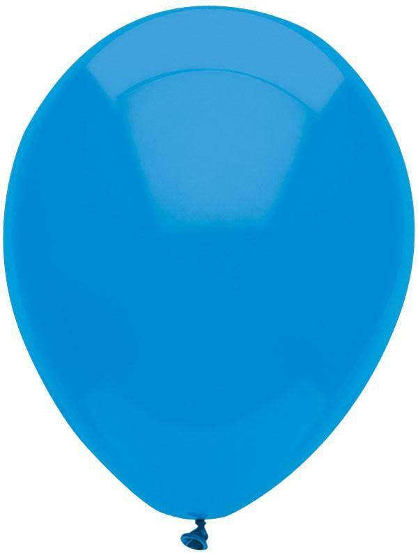 Partymate Balloon - Bright Blue