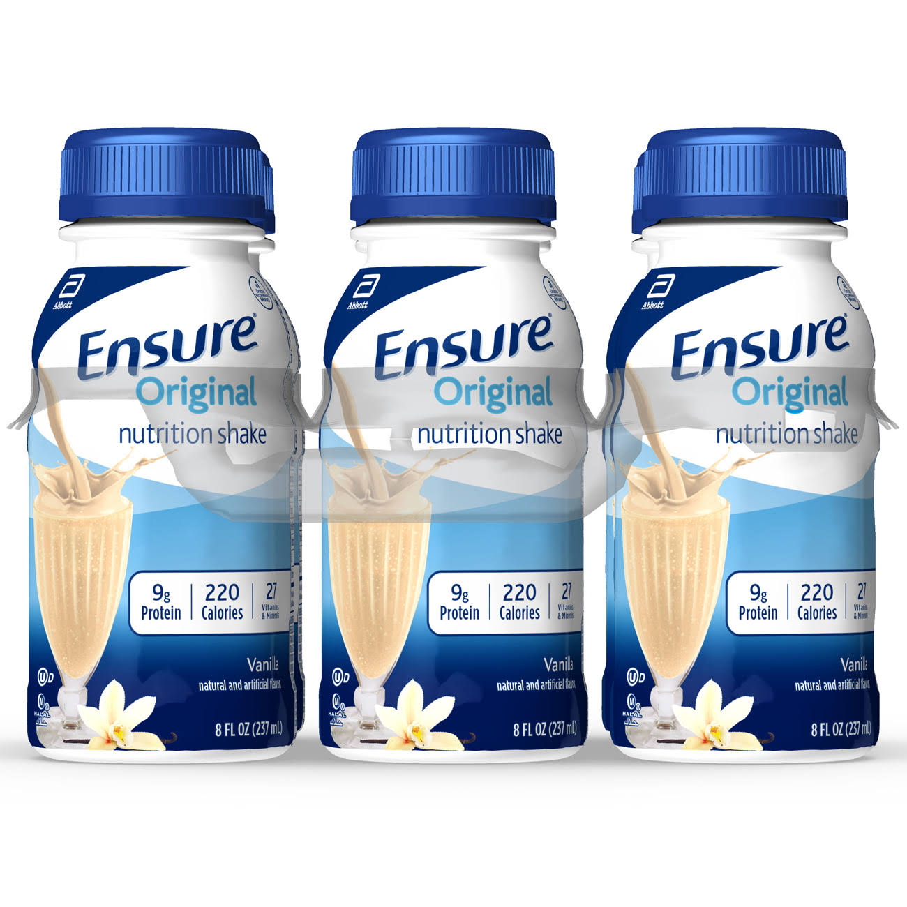 Ensure Nutrition Shake - Vanilla, 8oz