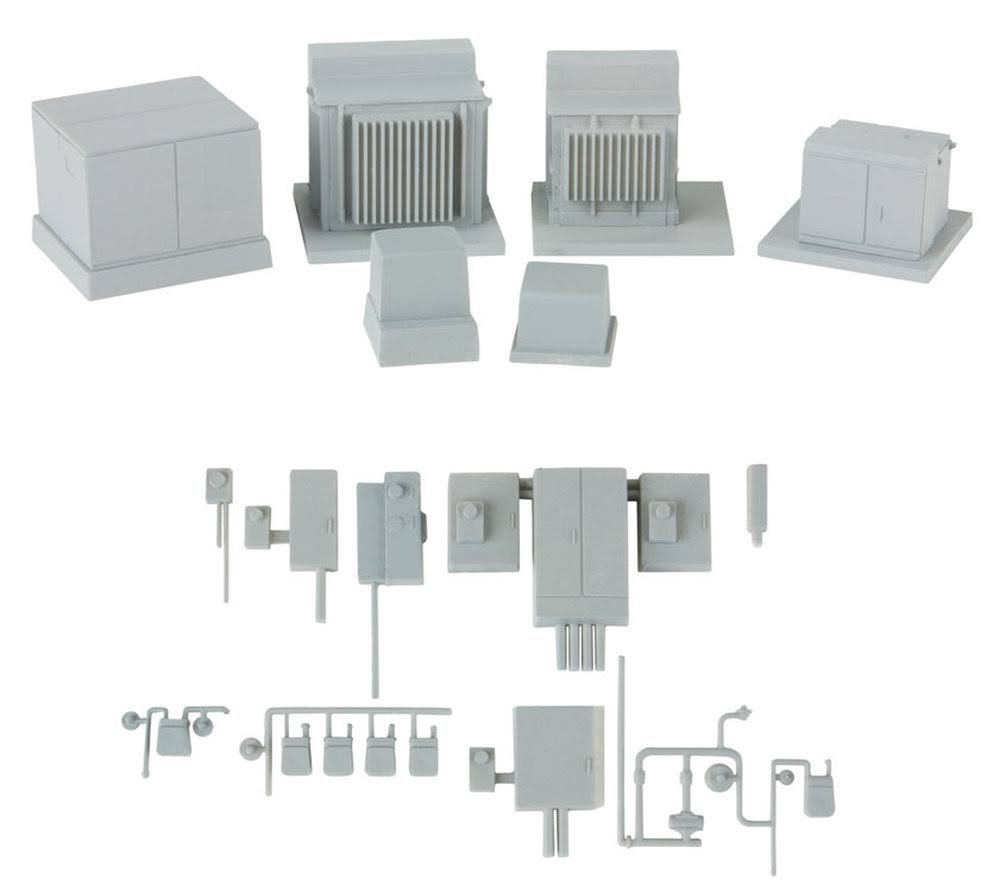 Walthers Cornerstone HO Structure Kit