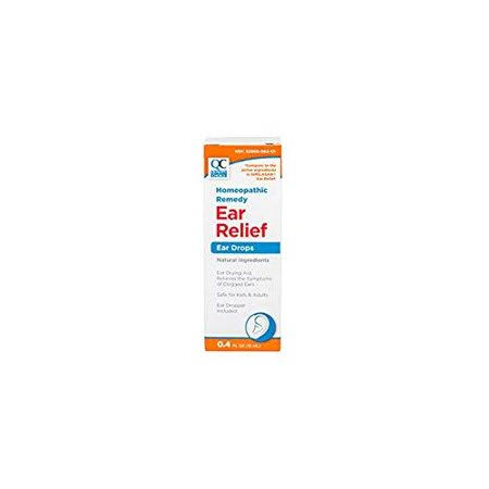 Quality Choice QC Earache Relief Drops 0.4oz