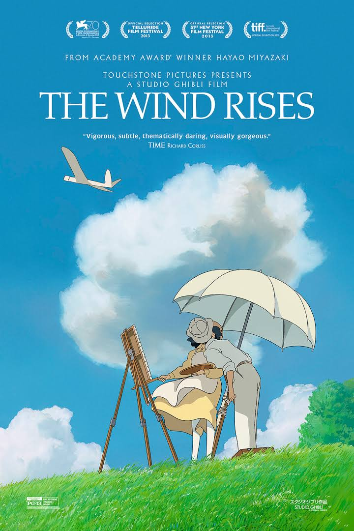 The Wind Rises-Kaze tachinu