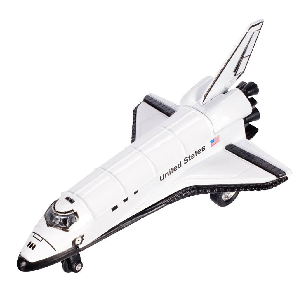 Toysmith Pull Back Space Shuttle