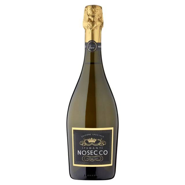 Nosecco Alcohol Free Sparkling Wine - 750ml