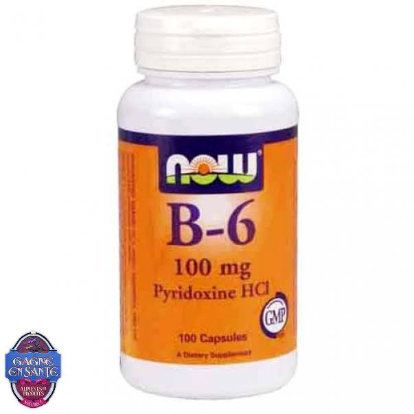 Now Foods B-7 Supplement - 100 Capsules, 100mg