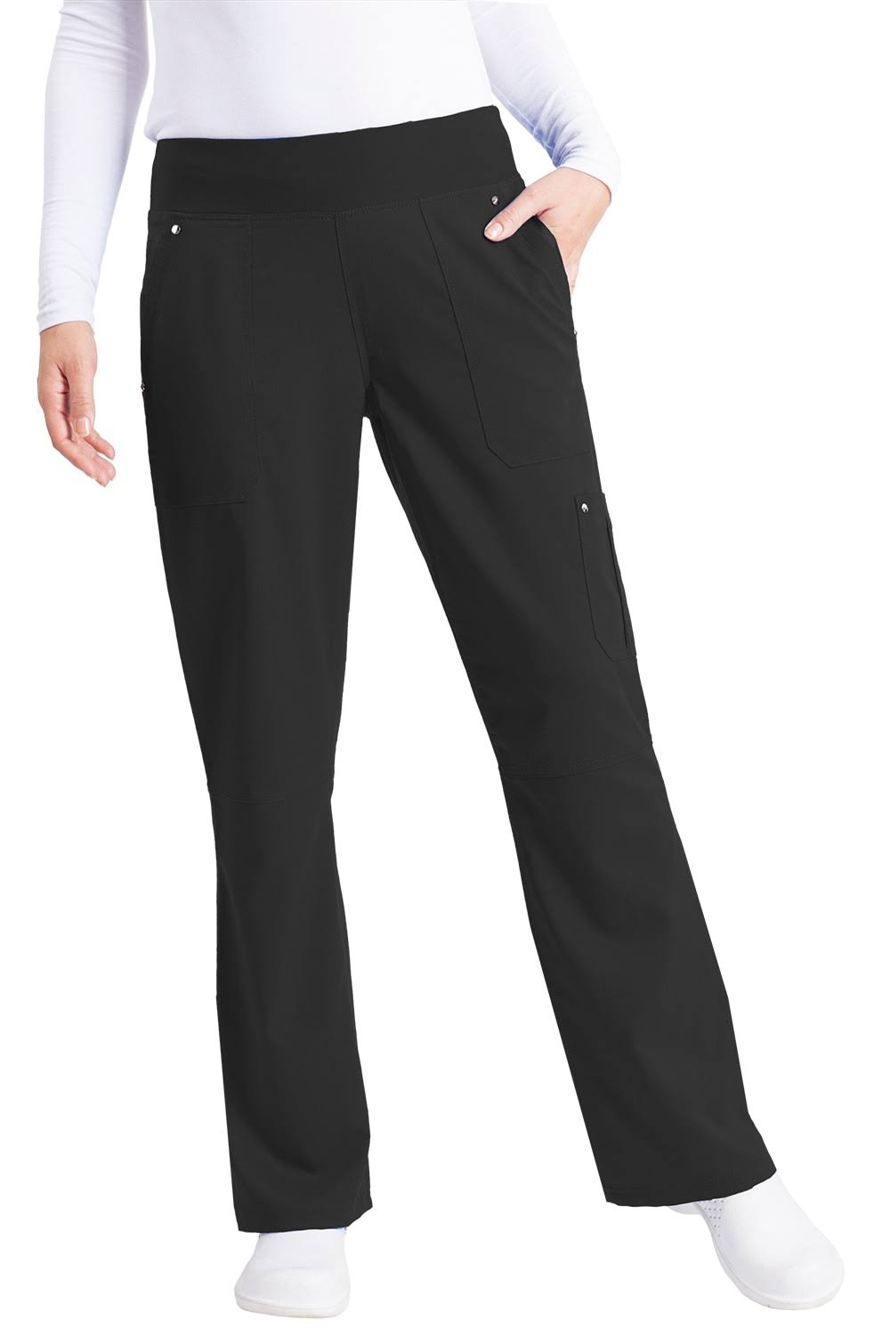 Healing Hands Women's 9133 Tori Pant - Black, Medium