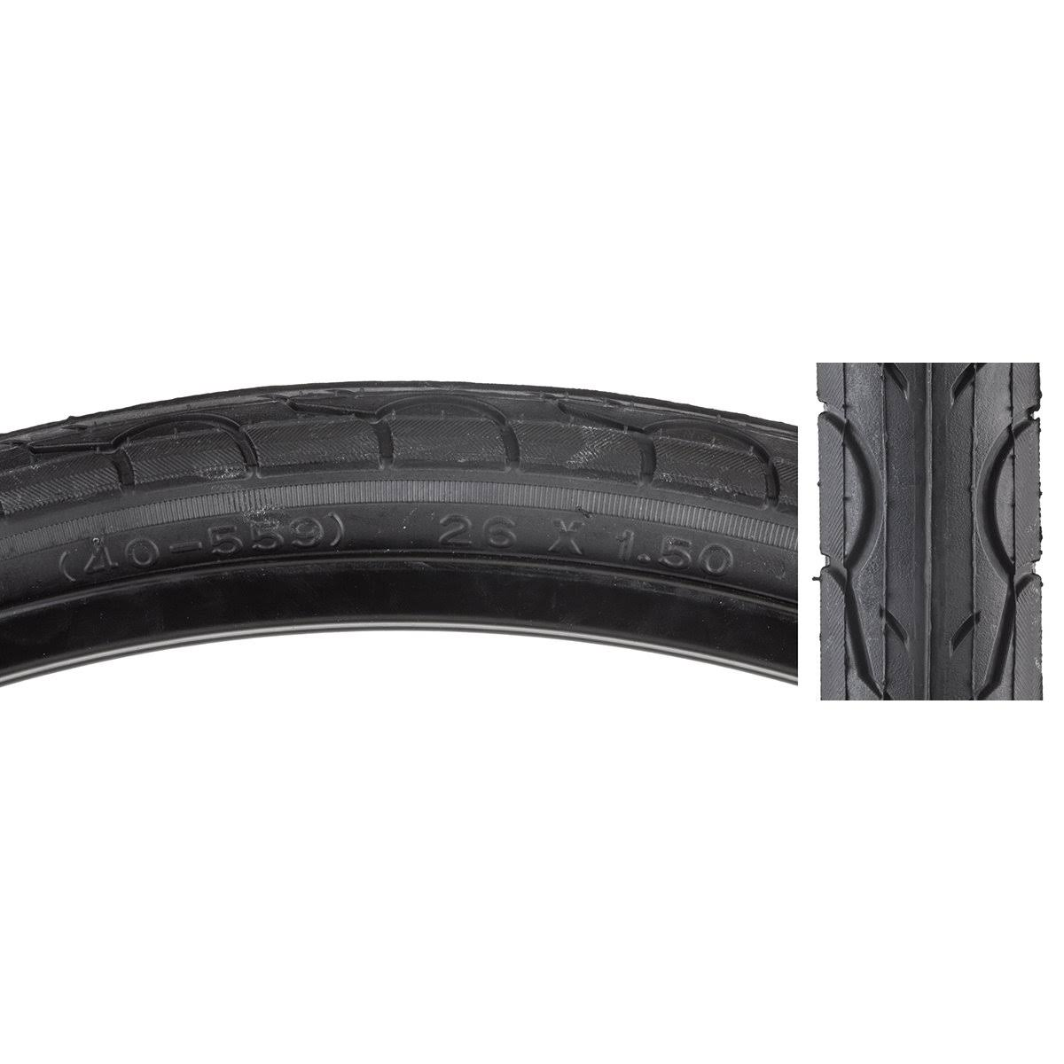 Sunlite Hybrid & Touring Kwest Tires - Black, 26in x 1.5in