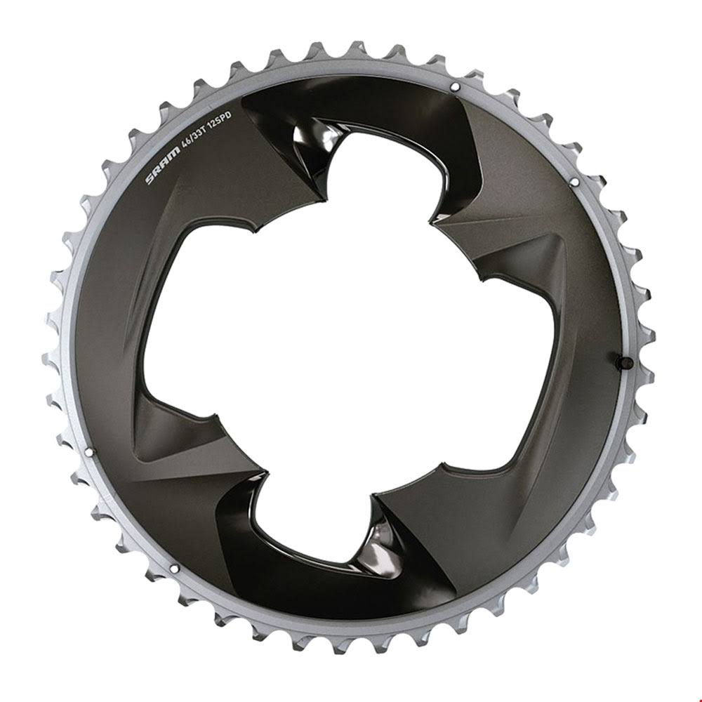 SRAM Force AXS 2x12-Speed 48T Outer Chainring