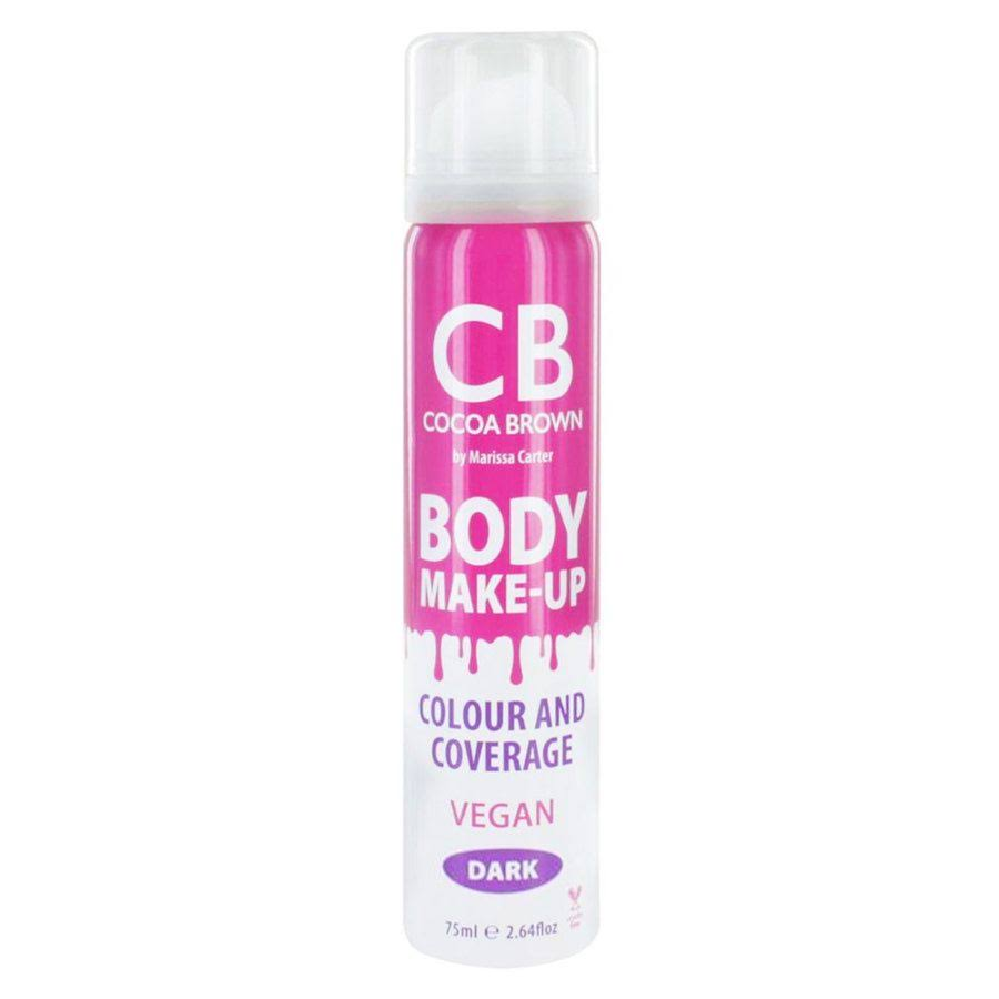 Cocoa Brown Body Makeup Colour & Coverage 75ml