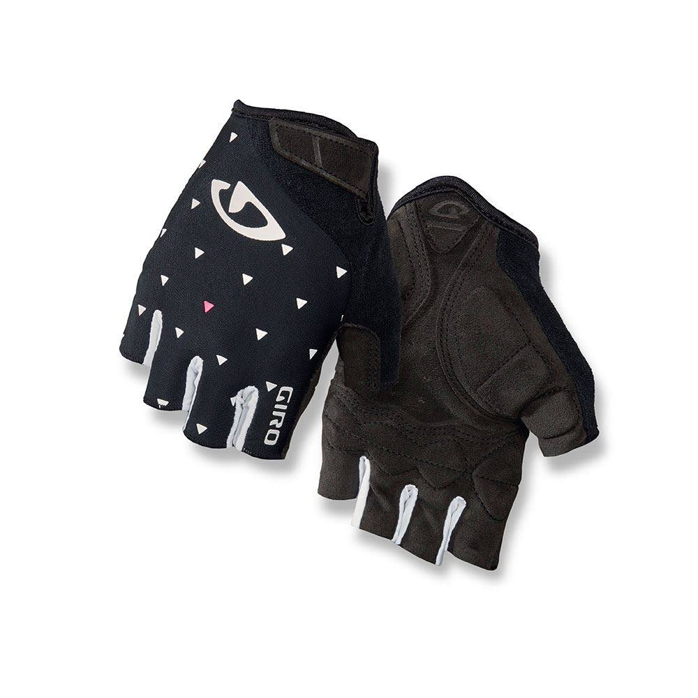Giro Jagette Women's Cycling Gloves - Black Sharktooth