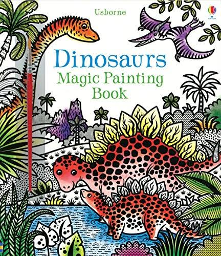 Dinosaurs Magic Painting Book [Book]
