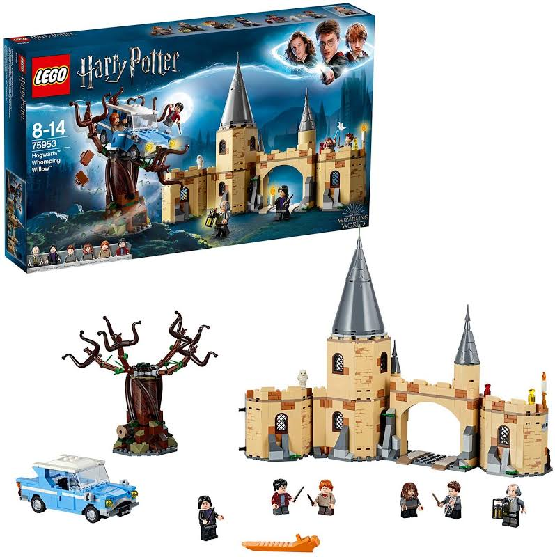 LEGO Harry Potter - Hogwarts Whomping Willow 759