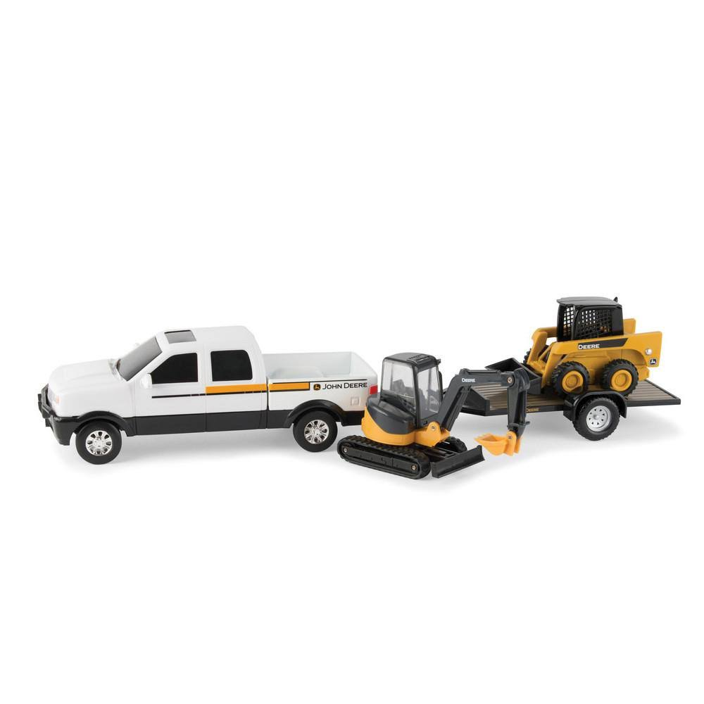 "John Deere 8"" Construction Set"
