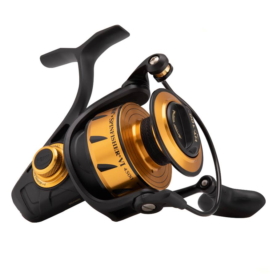 Penn Spinfisher Vi 4500 Spin Fixed Spool Reel