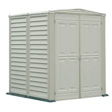 Rubbermaid Large Storage Shed Instructions by Rubbermaid Big Max 5 Ft X 6 Ft Plastic Shed 1967672 The Home Depot