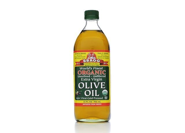 Bragg Organic Extra Virgin Olive Oil - 32oz
