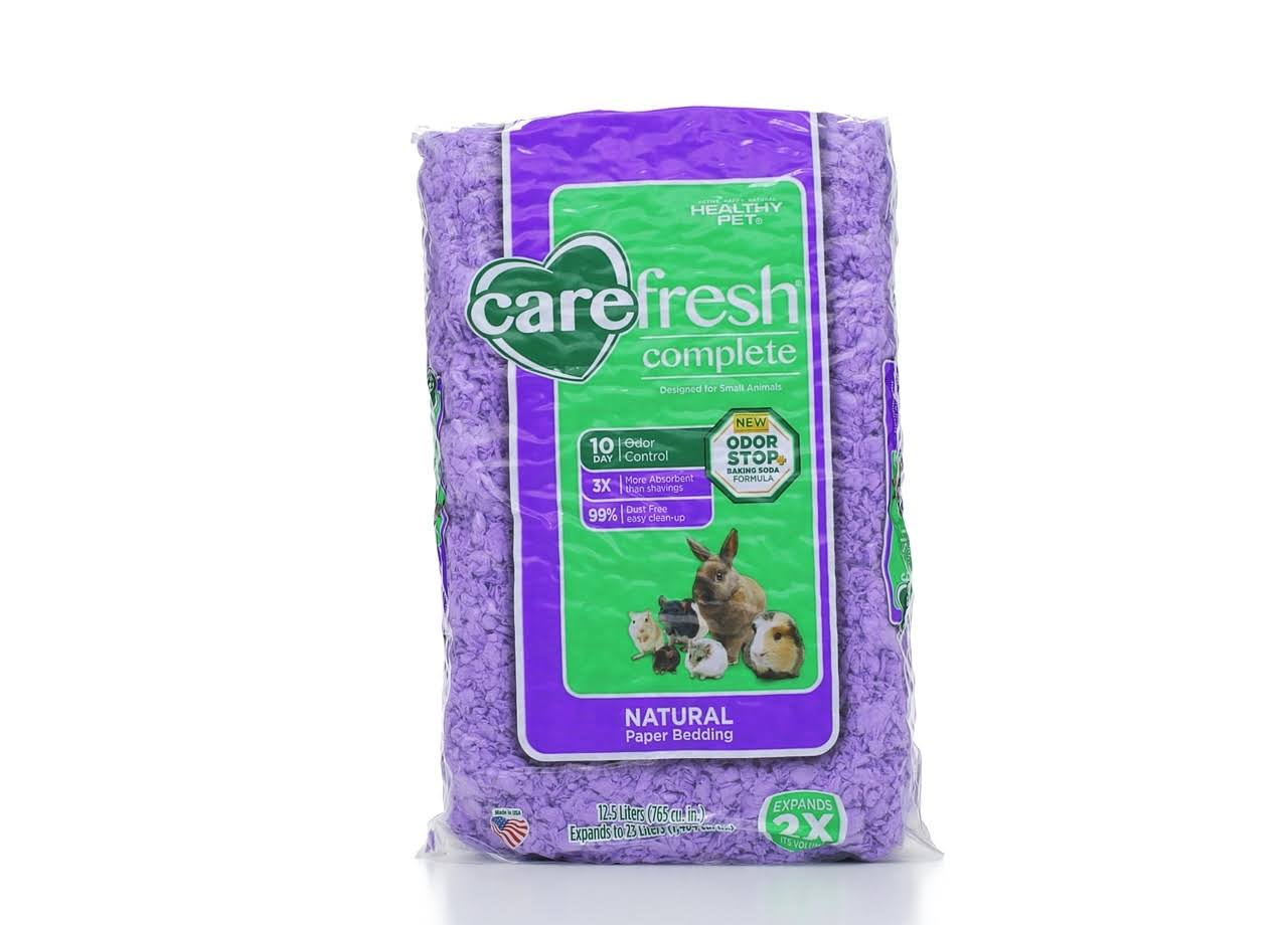 Carefresh Colorful Creations Small Pet Bedding Size: 23 L, Purple