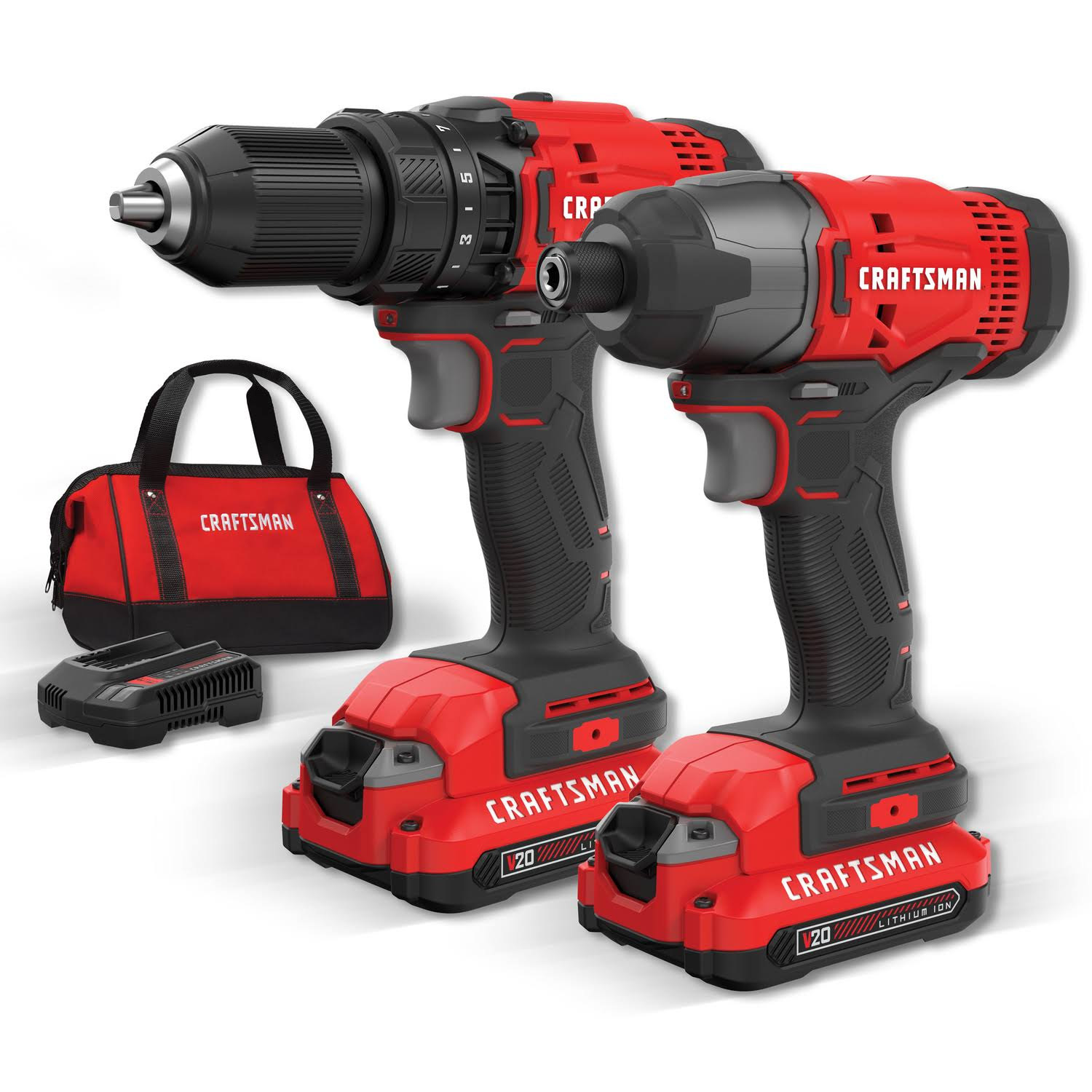 Craftsman 2-Tool Combo Kit