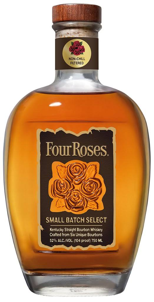 Four Roses Small Batch Select Bourbon 750 ml