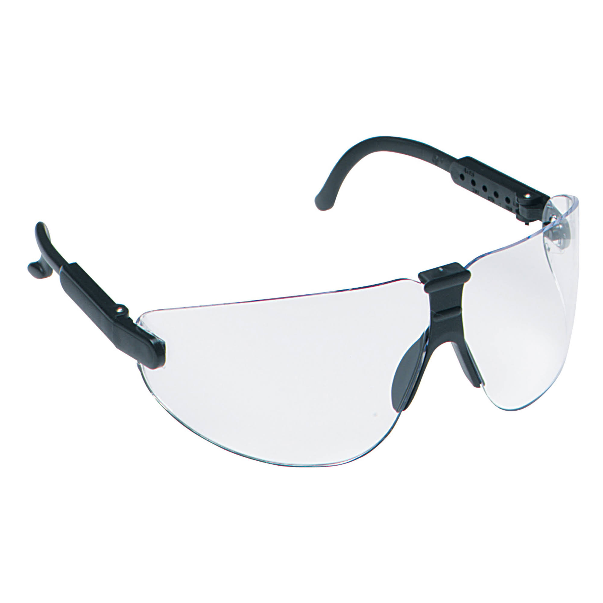 3M Professional Safety Glasses Clear Lens
