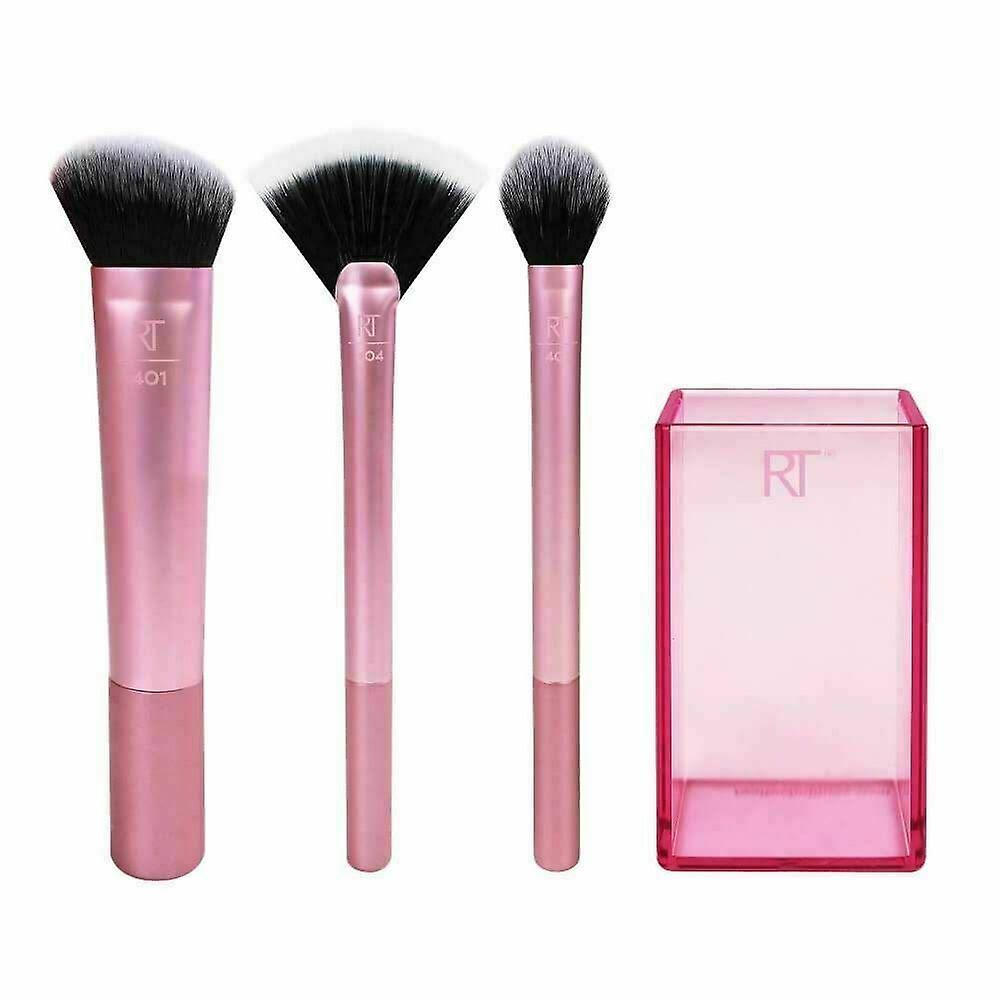 Real Techniques Sculpt + Glow Brush Set