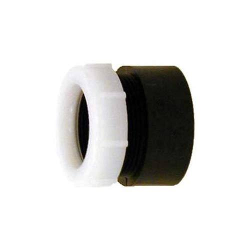 "Genova Products ABS-DWV Trap Adapters - 1 1/2"" x 1 1/2"""