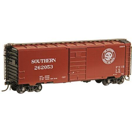 Kadee 4324 Southern Railway 40' PS-1 Box Car 6' Door #262053