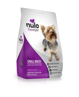 Nulo Small Breed Dog Food - Salmon And Red Lentils