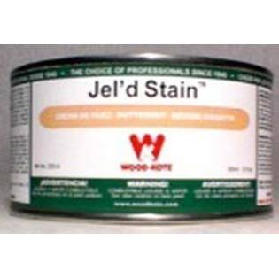 Wood Kote Products Inc 211-4 qt Black Jel ft D Stain