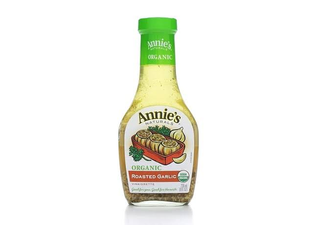 Annie's Naturals Organic Roasted Garlic Vinaigrette