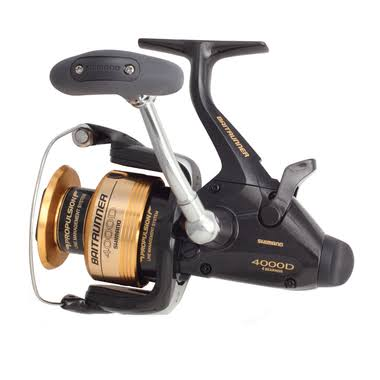 Shimano Baitrunner Spinning Fishing Reel