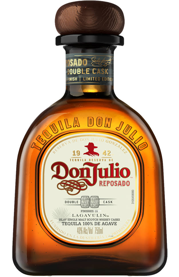 Don Julio Reposado Lagavulin Double Cask Tequila 750ml
