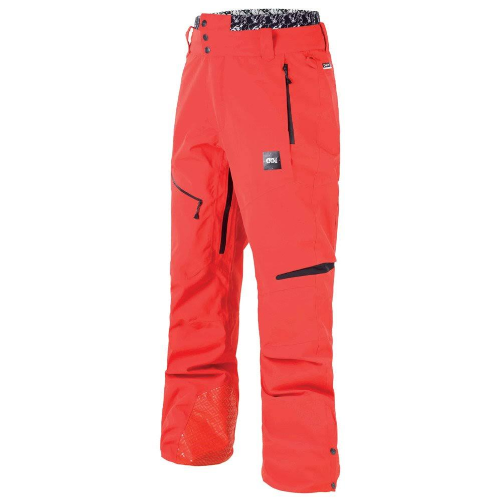 Picture Track Pant - Red