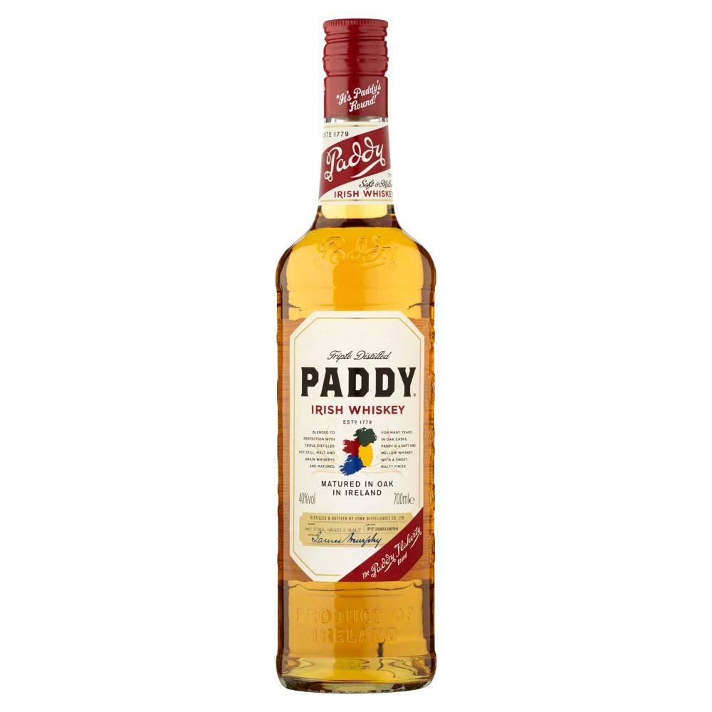Paddy Irish Whiskey 70cl