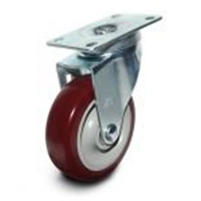 DH Casters Light Medium Swivel Caster - 4in
