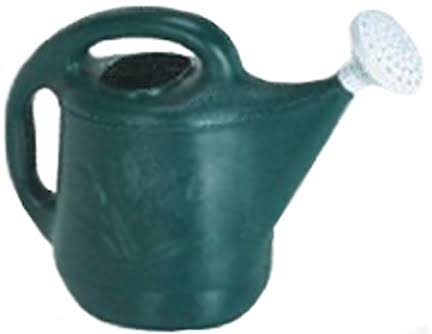 Misco Plastic Watering Can - 2gal, Lime Green
