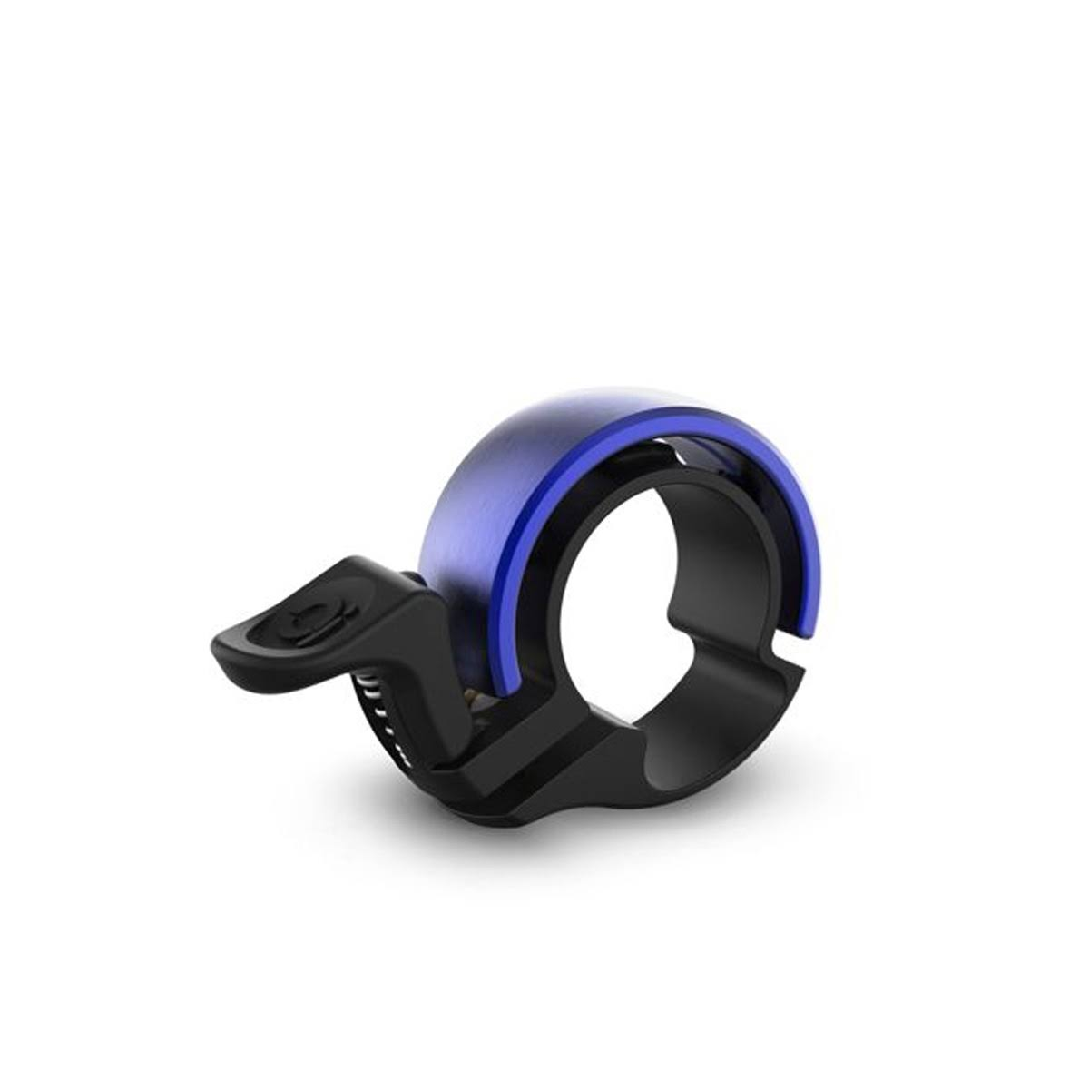 Knog Oi Bicycle Bell, Blue