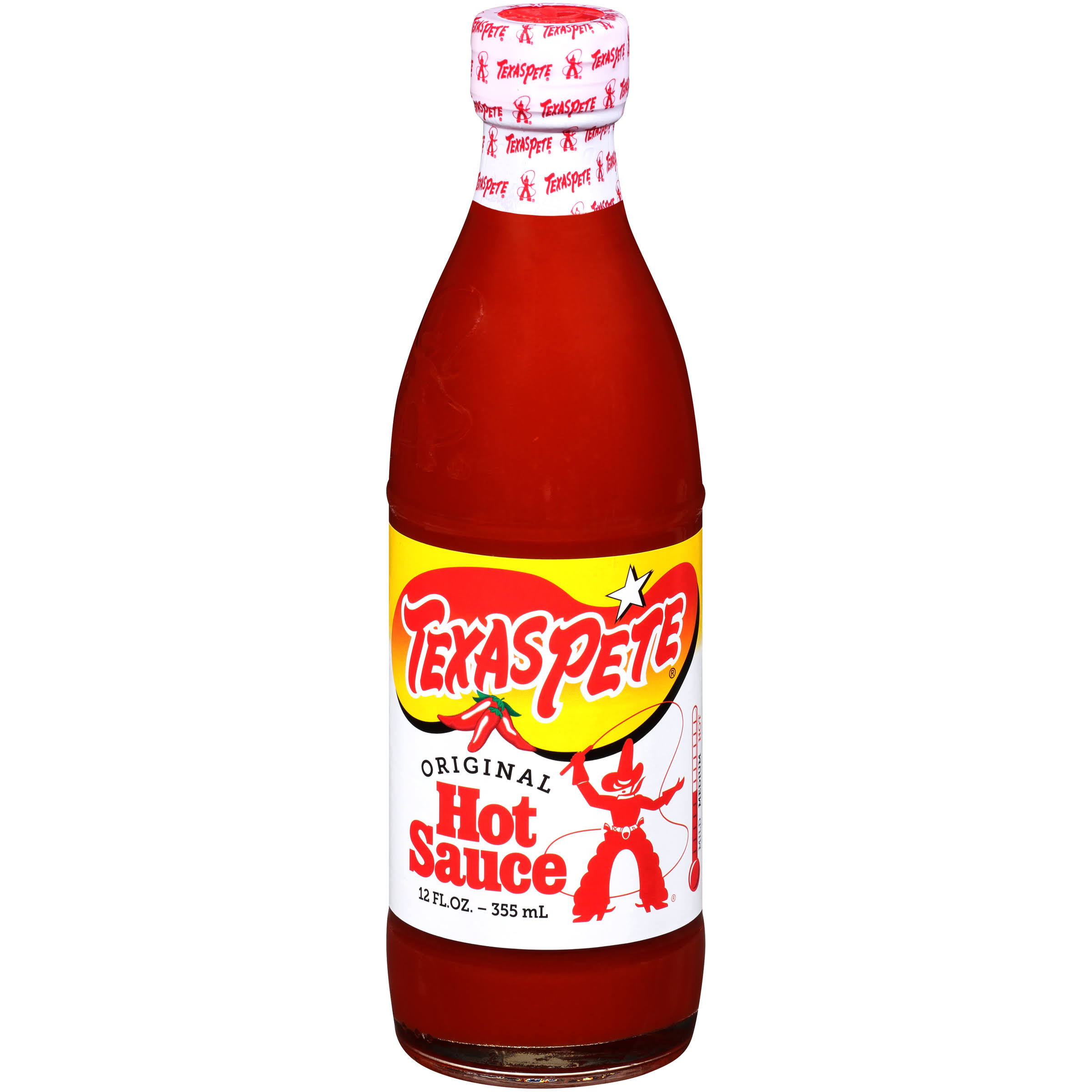 Texas Pete Original Hot Sauce - 12oz