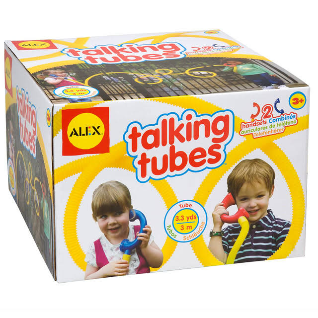 Alex Toys Pretend and Play Talking Tubes