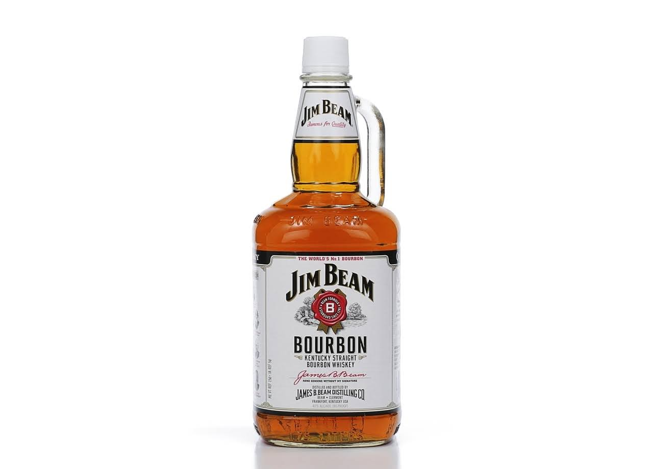 Jim Beam Kentucky Bourbon 1.75L