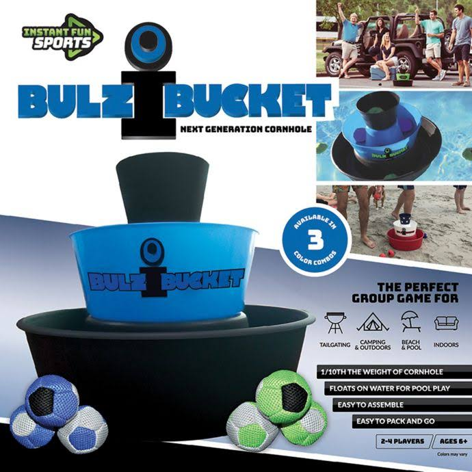 Bulzibucket - Blue & Black